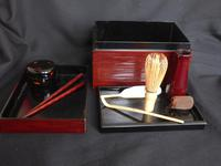 Japanese Tea Ceremony Box & Tools (6 of 13)