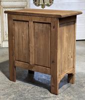 Small Bleached Oak Cupboard (20 of 20)