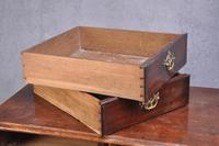 Small 18th Century Mahogany Chest of Drawers (9 of 13)