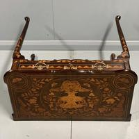 Rare 18th Century Dutch Marquetry Writing Table (6 of 13)