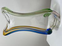 Collectible Czech Mid 20th Century by Frantisek Zemek Rhapsody Range Glass Vase (12 of 26)