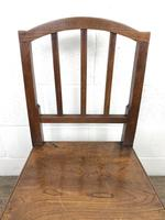 Pair of 19th Century Oak Farmhouse Chairs (13 of 13)