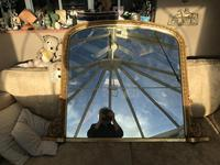 Victorian Gilt Mirror (9 of 10)