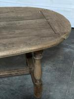 Super Rustic French Oval Farmhouse Dining Table (8 of 36)