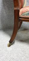 Outstanding Rosewood Library Chair (6 of 9)