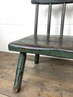 Unusual Primitive Style Painted Stick Chair (4 of 10)