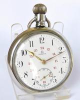 Antique Omega Pocket Watch c.1914 (5 of 5)
