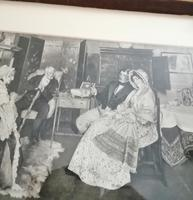 Antique Pair of Gothic Oak Frames (8 of 10)