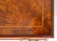 Georgian Style Walnut Kneehole Desk (10 of 10)