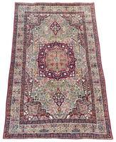 Antique Kerman Lavar Rug (2 of 11)