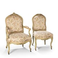 Good Quality Late 19th Century French Salon Suite (2 of 5)