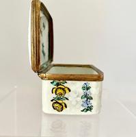 Immaculate Bilston Box c.1800 (5 of 8)