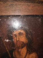 16th Century Northern European Oil on Board of Christ (3 of 11)