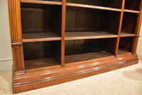 19th Century Triple Section Mahogany Bookcase (5 of 8)