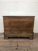 18th Century Style Welsh Oak Coffer (13 of 13)