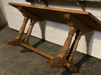 French Refectory Farmhouse Dining Table (6 of 14)