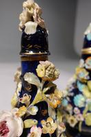 Most Attractive Pair of Late 19th Century Coalbrookdale Perfume Bottles (3 of 6)
