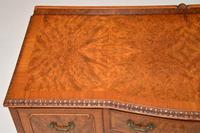 Antique Burr Walnut  Server / Side Table (7 of 11)