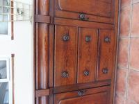 Rustic Pine Dresser Base 6 Drawer 1800 (2 of 10)