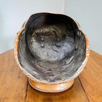Victorian Copper Coal Scuttle (4 of 6)