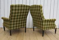 Pair of Napoleon III French Armchairs for re-upholstery (3 of 9)