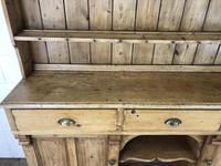 Large Victorian Antique Pine Dresser (9 of 17)
