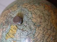 7 Inch  French Terrestrial Globe (7 of 8)