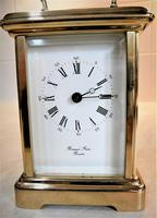 1940's Bornand Frères English Made Carriage Clock (2 of 7)