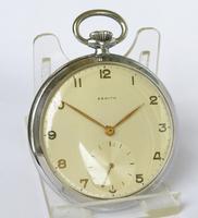 1950s Zenith Pocket Watch (5 of 5)