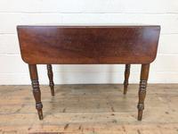 Victorian Mahogany Pembroke Table (11 of 11)
