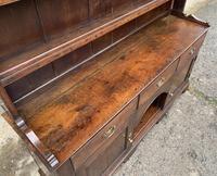 Georgian Oak Dog Kennel Dresser (16 of 27)