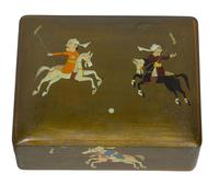 Indian Lacquer Box c1900 (2 of 6)