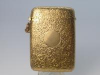 9ct Gold Vesta (2 of 8)