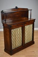 Victorian Rosewood Chiffonier (6 of 9)