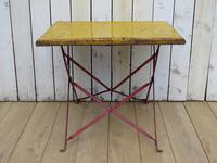 French Bistro Garden Table (7 of 7)