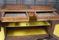 French Oak Buffet / Dresser Base (8 of 9)