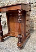 Regency Rosewood Davenport Desk (10 of 26)