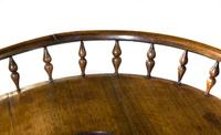 Victorian Circular Rosewood Torchere (2 of 5)