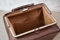 Edwardian Leather Travel Case by H.Greaves New Street Birmingham (7 of 10)