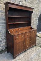 Georgian Welsh Oak Dresser (17 of 20)