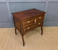 Pair of Mahogany Chests of Drawers (12 of 17)