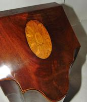 Georgian Mahogany Knife Box, Complete (6 of 8)