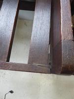 Pair of Oak Luggage Racks (4 of 7)