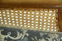 Vintage Bergere Cane Sofa (5 of 9)
