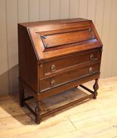 1930s Oak Bureau (10 of 10)