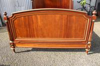 French Mahogany Bedstead (2 of 9)