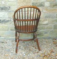 Antique Oak Windsor Chair (8 of 8)