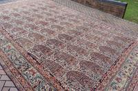 Antique Lavar Kirman Carpet 480x300cm (8 of 13)