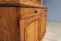 Victorian Oak Library Bookcase (2 of 6)