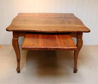 French Cherry Wood Extending Table (5 of 10)